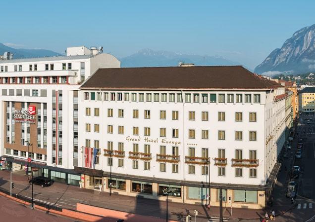 Kemuro nell'Unico 5 stelle di Innsbruck