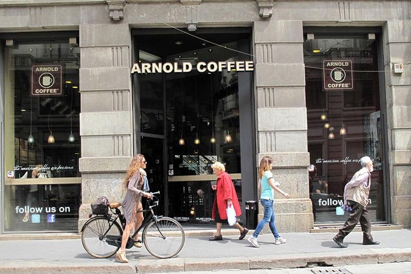 La catena Arnold Coffee sceglie Kemuro