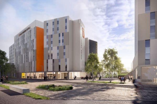 Mestre, 4 nuovi alberghi