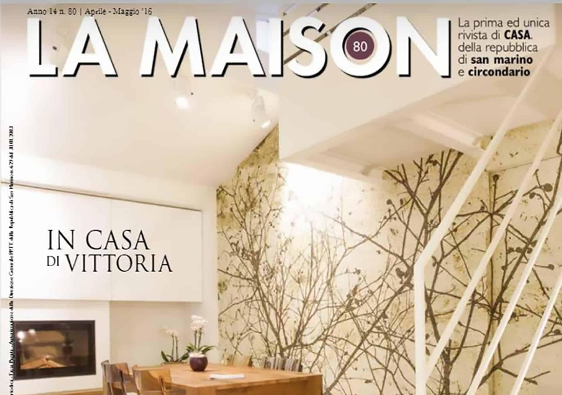 """""""La Maison"""": progetto per elegante dimora privata"""